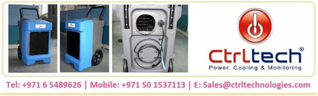 Industrial Dehumidifier CD-85L in Dubai, UAE.