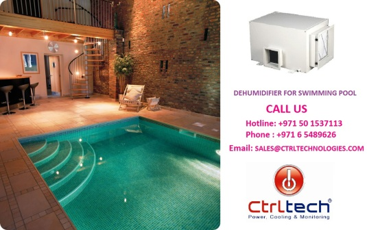 Pool Dehumidifier supplier in Dubai