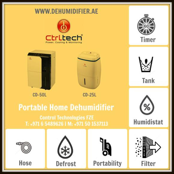 Portable Dehumidifier Dubai & Dehumidifier Dubai price